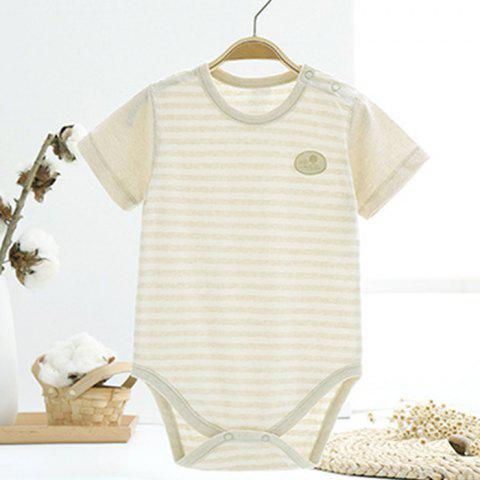 Mint Cotton MC6002 Baby Color Newborn Triangle Dress - PALE BLUE LILY 1~2YEARS