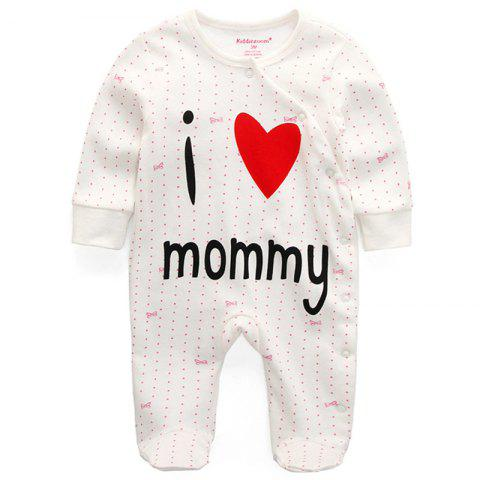 KIDDIEZOOM Fashion Clothing Baby Romper - multicolor H 0 - 3 MONTHS