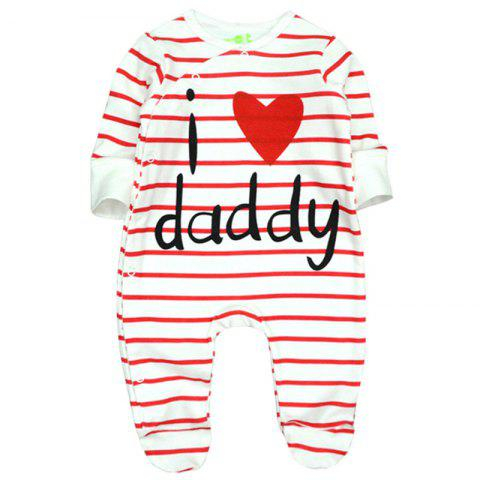 KIDDIEZOOM Fashion Clothing Baby Romper - multicolor G 0 - 3 MONTHS