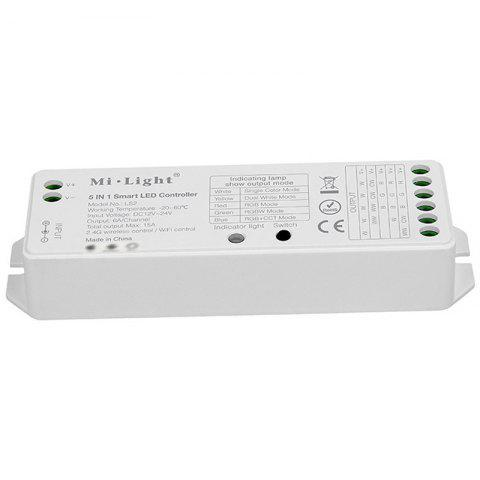 Milight YL5 5 in 1 WiFi LED Light Strip Controller - WHITE