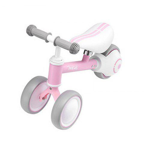 700Kids WB0601 Children's Balance Car Silent Stable Scooter from Xiaomi youpin - PINK