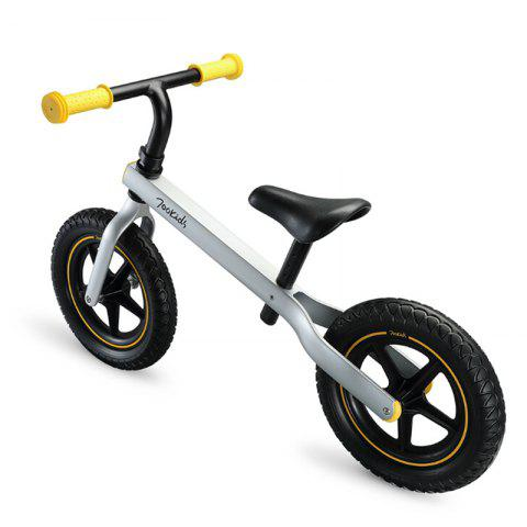 700Kids Children Silent Stable Balance Scooter from Xiaomi youpin - SILVER