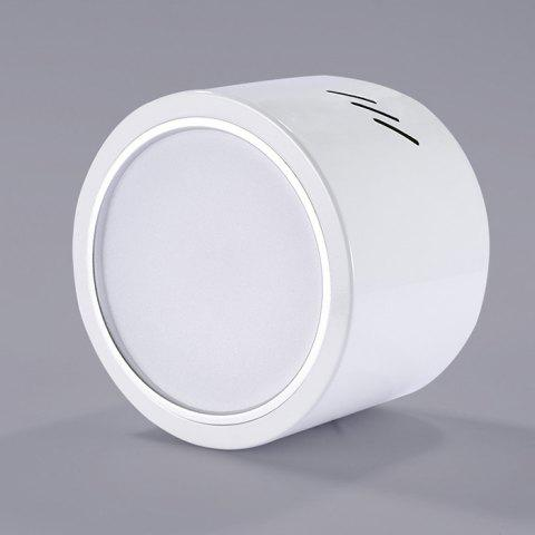 LED Surface Mounted Downlight 9W - WHITE 3000K-3500K