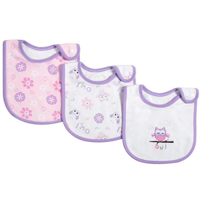 INSULAR SU1007 Baby Cotton Bib 3pcs