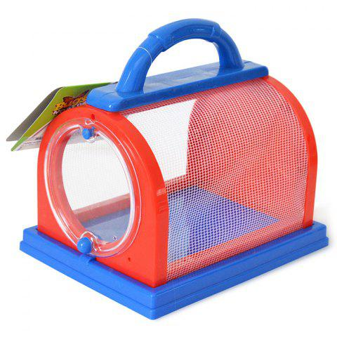 Creative Insect Feeding Cage - RED