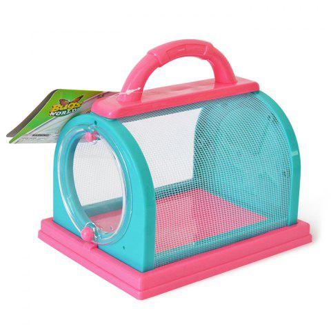 Creative Insect Feeding Cage - DAY SKY BLUE