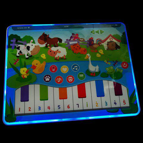 YS2602B English Tablet Learning Machine - multicolor