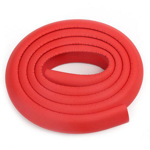 Bande de protection anti-collision pour enfants NBR 2M - Rouge UPSET ARTICLE L
