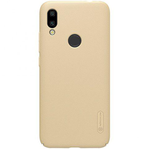 NILLKIN Protective Phone Case for Xiaomi Redmi 7 - GOLD