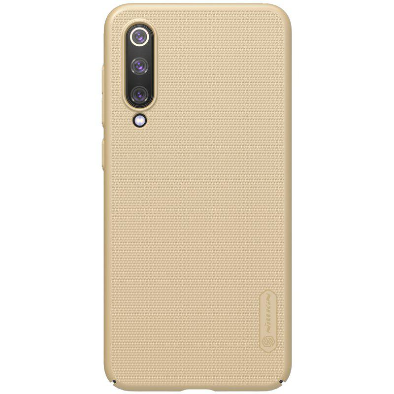 NILLKIN Matte Shield Phone Case Protective Back Cover for Xiaomi Mi 9 SE - GOLD