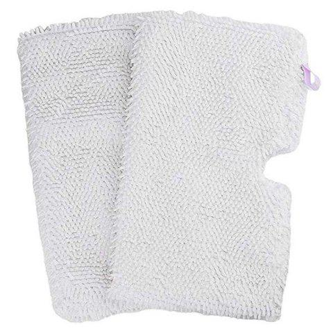 Household Soft Mop Cleaning Cloth - WHITE