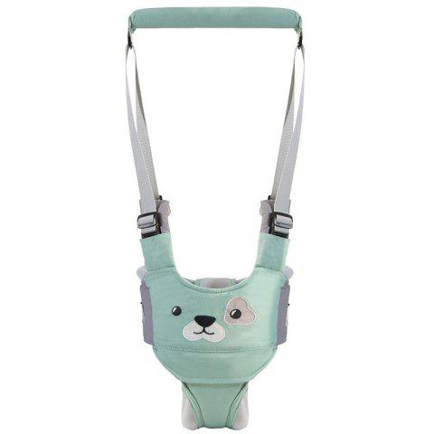 Baby Toddler Walking Assistant Protective Belt - PALE BLUE LILY