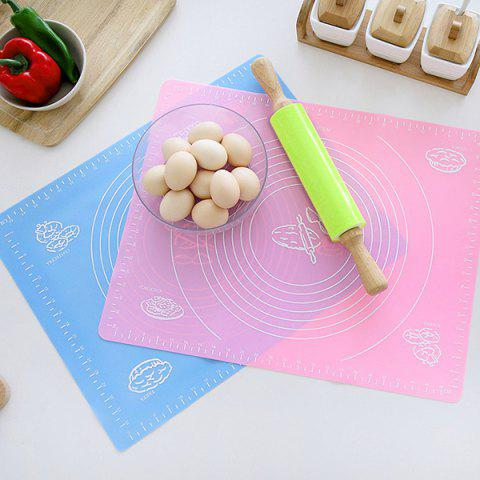 Non-stick Baking Mat for Dough / Fudge / Pastry / Frosting - PINK