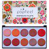 POPFEEL EP10 Daily Fashion Long Lasting 10 Color Eyeshadow Palette - multicolor A