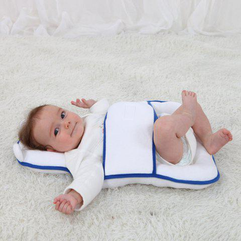 HT - 3071 Multi-purpose Portable Baby Sleeping Pad - BLUEBERRY BLUE
