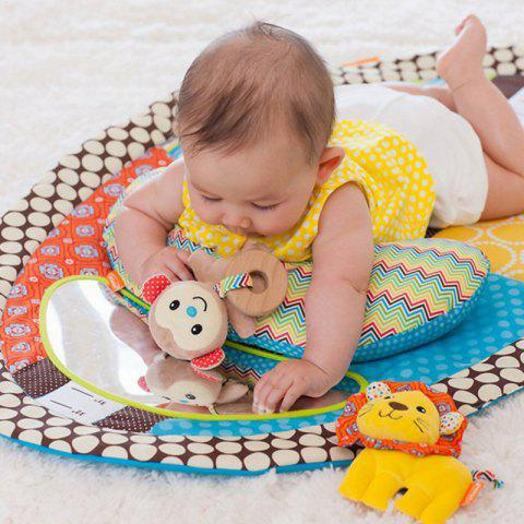 Early Childhood Teaching Carpet Game Blanket - multicolor A