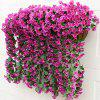 Wall Hanging Home Decoration Flower Bouquet 2pcs - PIG PINK