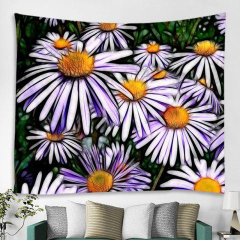 3D Digital Printing Home Decoration Cloth Wall Tapestry - multicolor W71 X L91 INCH