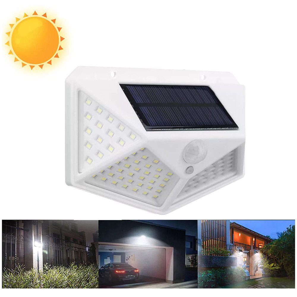 100 LED Solar Powered Garden Lamp