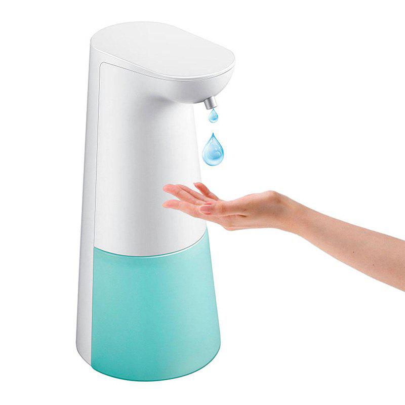Intelligent Sensor Automatically Sensing Liquid Foam Soap Dispenser And Infrared Sensors To Clean The Hands 250ml - WHITE