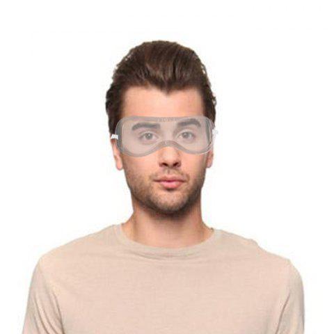 Anti-dust Splash Goggles Dust-proof Wind Sandproof Shock Resistant Glasses Protective Goggles