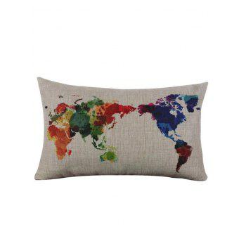 Sofa Cushion Color Printing Pillow Case