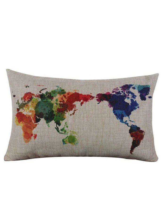 Sofa Cushion Color Printing Pillow Case impressmama