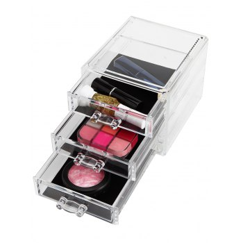 Desktop Drawer Makeup Organizer