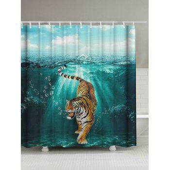 Animal Shower Curtains Cheap Casual Style Online Free Shipping at ...