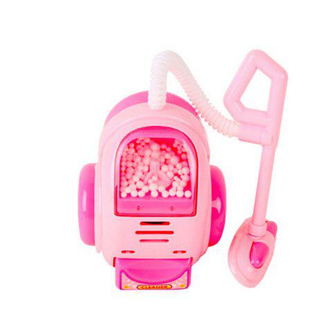 Play House Electric Mini Vacuum Cleaner - PINK