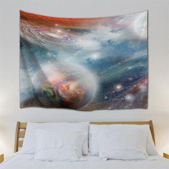 Dreamlike Galaxy Wall Tapestry Bedroom Decoration - COLORMIX W59 INCH * L79 INCH