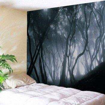 Mist Forest Wall Tapestry For Home Decoration