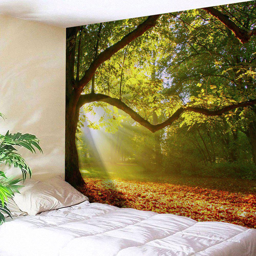 Sunshine Grove Hanging Wall Blanket Tapestry табурет sunshine