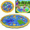 Summer Outdoor Water Toy Squirt and Splash Play Mat - COLORMIX
