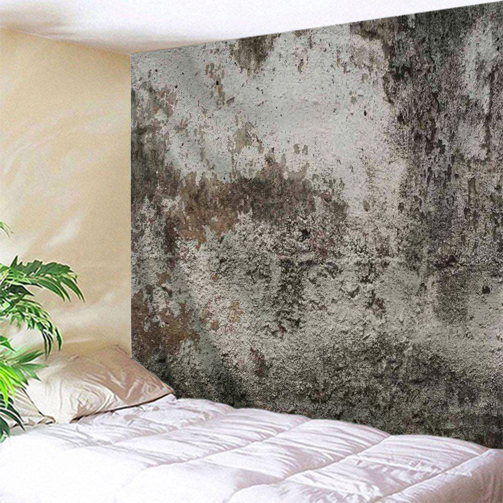 Corroded Wall Print Tapestry Wall Hanging Art valentine s day heart starlight print tapestry wall hanging decoration