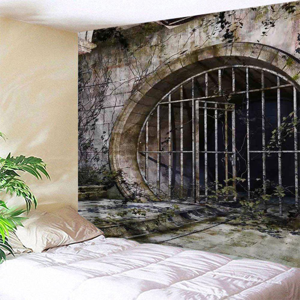 Antique Arch Print Tapestry Wall Hanging Art antique arch print tapestry wall hanging art
