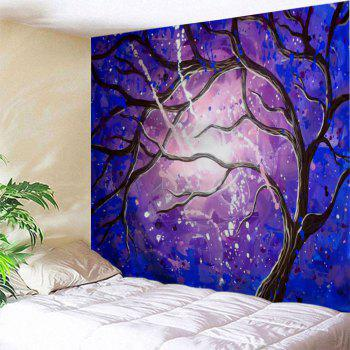 Tree Branch Print Tapestry Wall Hanging Art