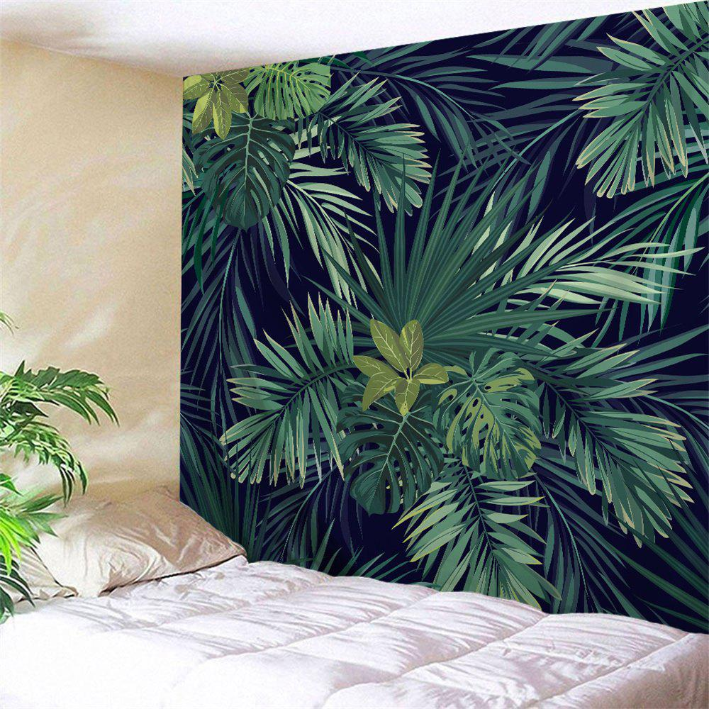 Palm Plants Printed Wall Art Hanging Tapestry palm plants print wall art hanging tapestry