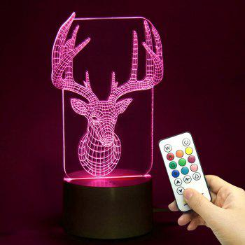 Elk Color Change LED Lighting With Remote Control - TRANSPARENT TRANSPARENT