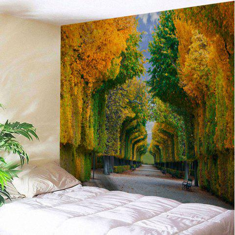 Alameda Printed Wall Art Tapestry - COLORMIX W59 INCH * L59 INCH