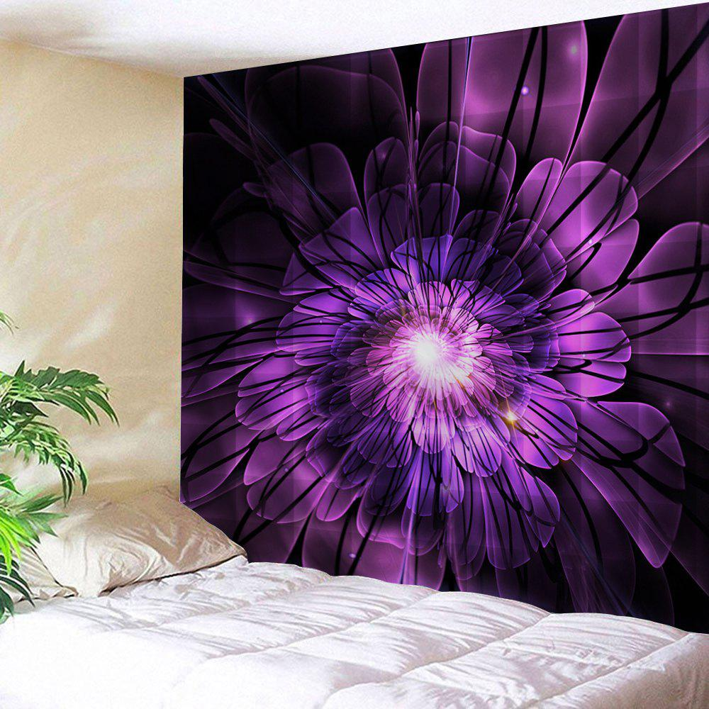 Flower Print Tapestry Wall Hanging Decoration flower print tapestry wall hanging decoration