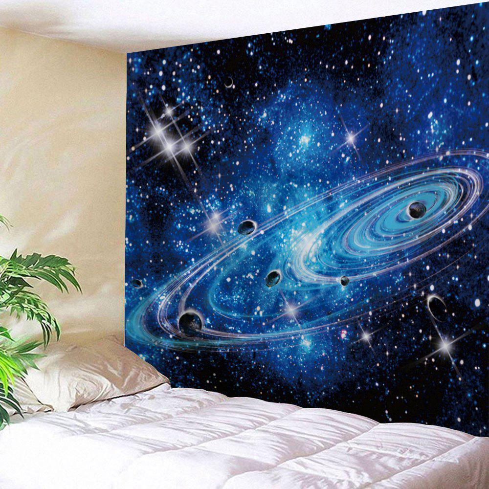 Universe Starry Sky Print Wall Hanging Art Tapestry wall hanging art decor colorful starry print tapestry
