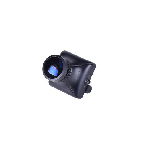 HS1177 2.5mm 600TVL CCD Support OSD Camera Lens for FuriBee Stormer Racing Drone - BLACK
