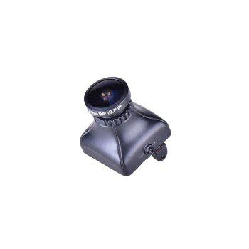 FuriBee HS1177 2.5mm 600TVL CCD Support OSD Camera Lens for FuriBee Stormer Racing Drone - BLACK
