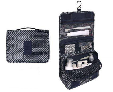 Multi-function Leisure Traveling Cosmetic Bags - DARK SLATE BLUE