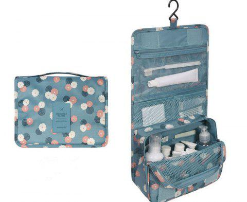 Multi-function Leisure Traveling Cosmetic Bags - BABY BLUE