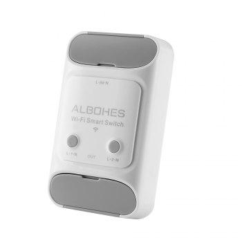 ALBOHES SH - 08 Smart Breaker - WHITE