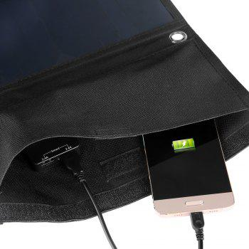 zanflare SH54 28W Solar Charger - BLACK