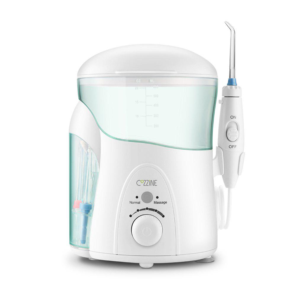 COZZINE FC288 Oral Irrigator Water Flosser 2017 new dental floss oral care implement water flosser irrigation water jet dental irrigator flosser tooth cleaner