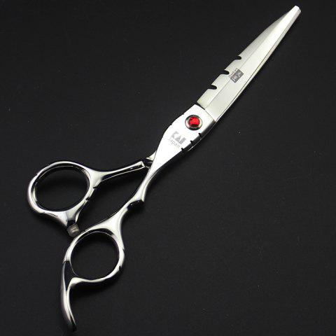 Durable Professional Hairdressing Scissors - 6.0 INCH RUBY ​​FLAT SHEAR